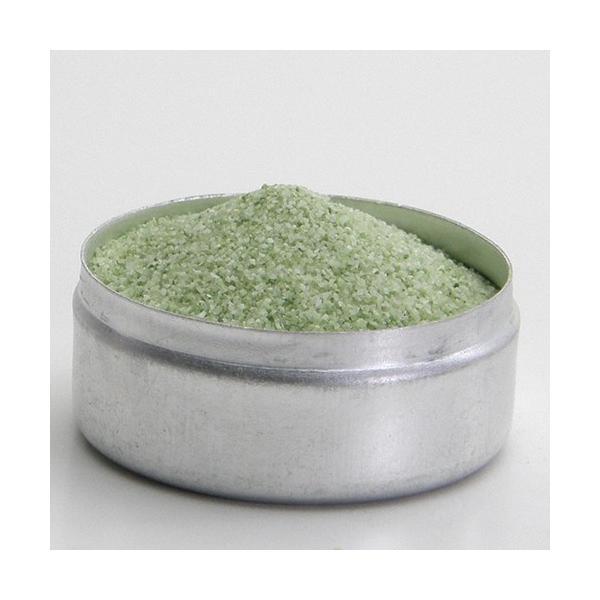 カラーサンド 日本製 デコレーションサンド 細粒(0.2mm位) Vタイプ モス(01) 200g|sunsins|03