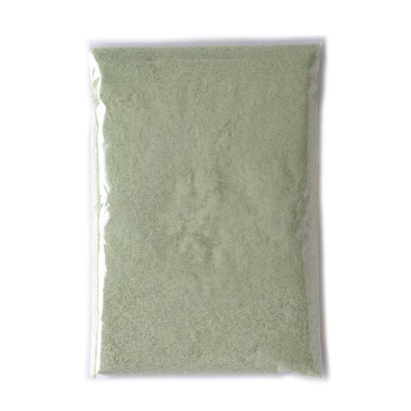 カラーサンド 日本製 デコレーションサンド 細粒(0.2mm位) Vタイプ モス(01) 200g|sunsins|04