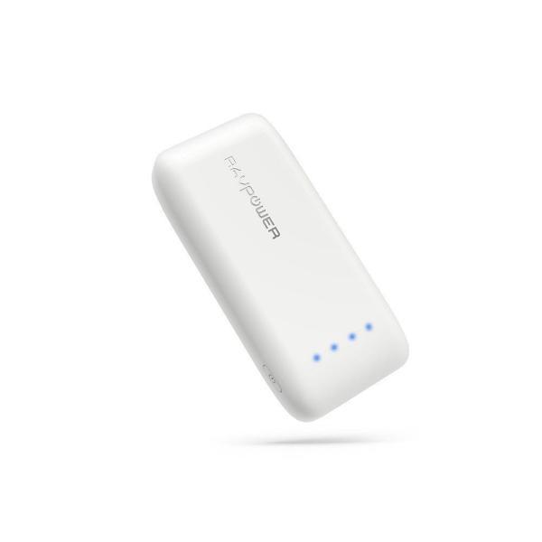 RAVPower 6700mAh モバイルバッテリー 急速充電 iPhone / Andorid 等対応 iSmart2.0機能搭載|sunvalley-brands-jp