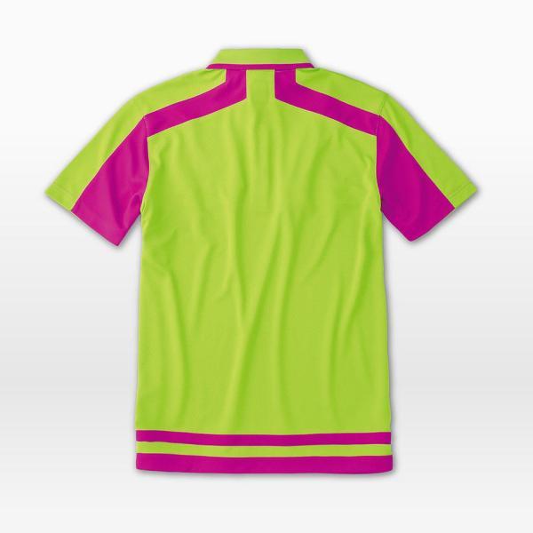 (限定特価) 卓球ユニフォーム バタフライ ポルティエ・シャツ 卓球ウェア ゲームシャツ 男女兼用 キッズサイズ対応 BUTTERFLY 45100|sunward|03