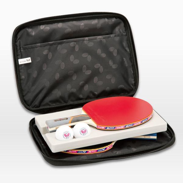 (限定特価/在庫限り)卓球ラケットケース バタフライ STM・ケース BUTTERFLY 62890 sunward 02