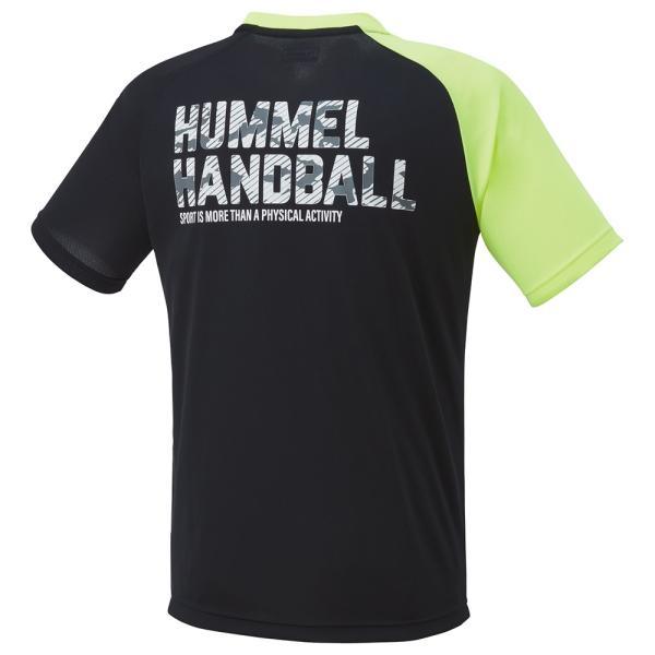 hummel ヒュンメル ハンドボールTシャツ HAP1142H 半袖シャツ|sunward|07