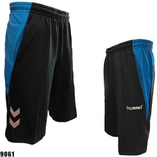 (決算セール)hummel ヒュンメル ハンドボール ハーフパンツ HAY6009HP メンズ・レディース ジャージ トレーニングパンツ セール sale %off|sunward|03