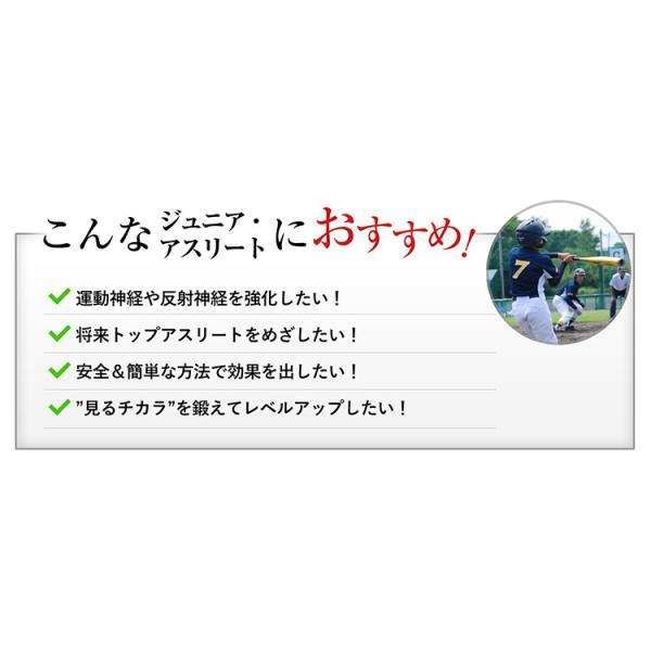 ビジョナップ・レディース/ジュニア 動体視力トレーニング メガネ VJ11-AF Visionup Junior|sunward|07
