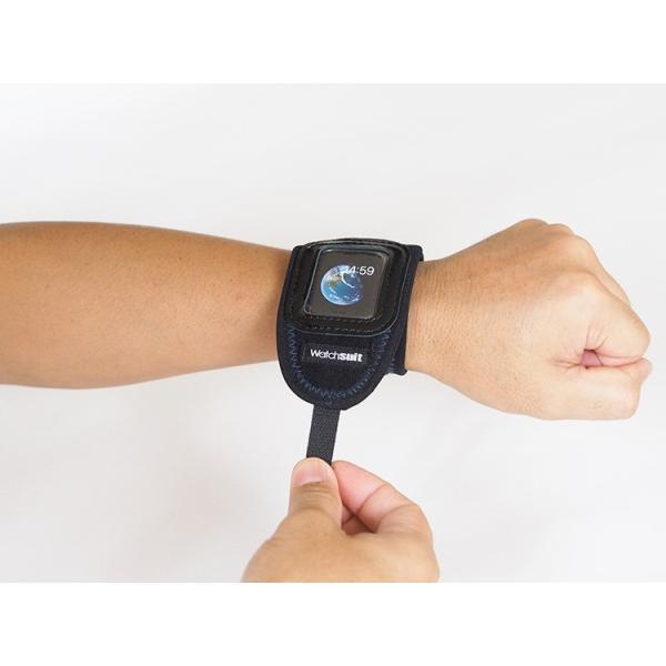 ウォッチスーツ ビュー 腕時計の保護カバー Watch suit view|sunward|07