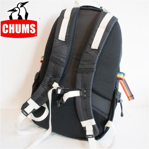 ab513642adf6 ... チャムス CHUMS リュックサック スプリングデール16 デイパック CH60-2497 ...