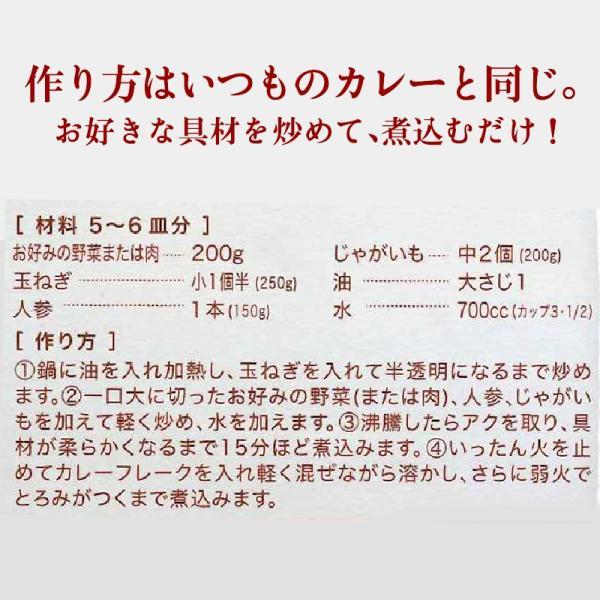 カレールー カレー粉 化学調味料不使用 無添加 小麦不使用 グルテンフリー ファイン カレーフレーク 120g×2袋 super-foods-japan 07