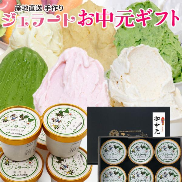 スイーツ 高級 アイスクリーム ふなっこ畑 手作りジェラート 詰め合わせ 選べる6個セット 冷凍 プレゼント ギフト