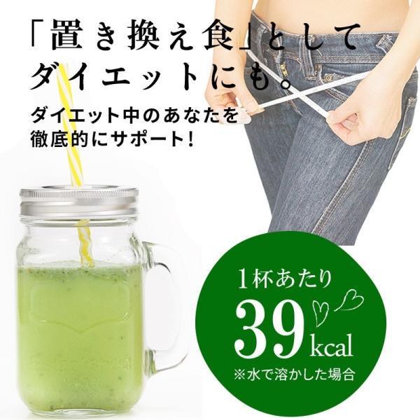 【半額】ダイエット食品 スムージー チアジュージー 250g 送料無料 チアシード 酵素 シールド乳酸菌 植物発酵エキス|super-foods-japan|09