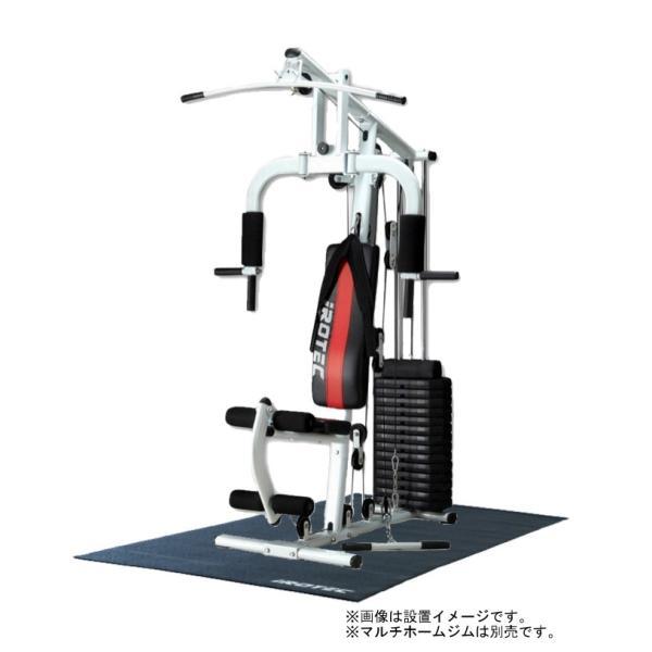 IROTEC(アイロテック)フィットネスマット/ランニングマシン ダンベル 筋トレ ベンチプレス フィットネス トレーニング ルームランナー スピンバイク|super-sports|04
