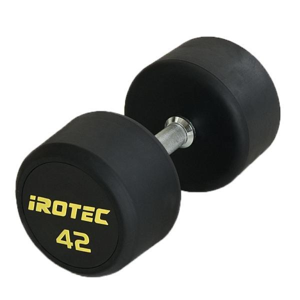 IROTEC(アイロテック)ジムダンベル 42KG/トレーニング器具 筋トレ器具 筋トレグッズ ベンチプレス バーベル ウエイトトレーニング|super-sports