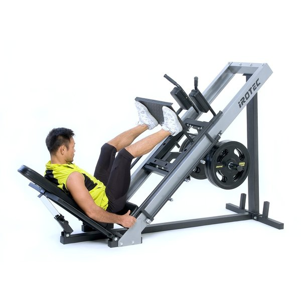 IROTEC(アイロテック) レッグプレスマシンLPM5-HPM/下半身 トレーニングマシン トレーニング器具 ホームジム 筋力トレーニング パワーラック|super-sports|05