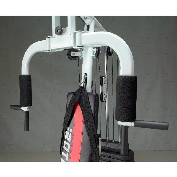 IROTEC(アイロテック)マルチホームジム150-V2/ホームジム マルチジム トレーニング器具 ベンチプレス トレーニングマシン 筋トレ器具|super-sports|02