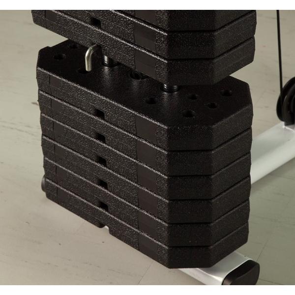 IROTEC(アイロテック)マルチホームジム150-V2/ホームジム マルチジム トレーニング器具 ベンチプレス トレーニングマシン 筋トレ器具|super-sports|07