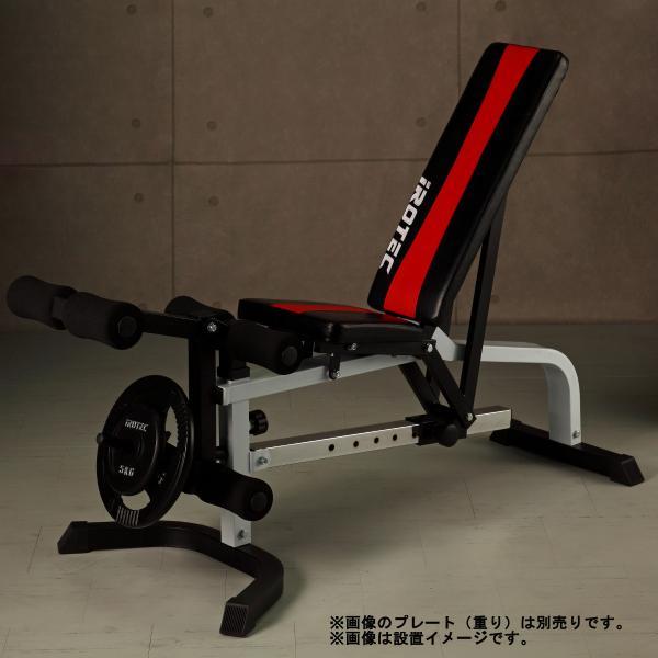 IROTEC(アイロテック)マルチポジションベンチ/ベンチプレス ダンベル トレーニング器具 バーベル 筋トレ 器具 ホームジム トレーニングマシン 自宅|super-sports