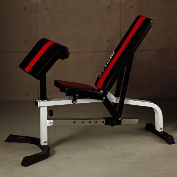 IROTEC(アイロテック)マルチポジションベンチ/ベンチプレス ダンベル トレーニング器具 バーベル 筋トレ 器具 ホームジム トレーニングマシン 自宅|super-sports|02
