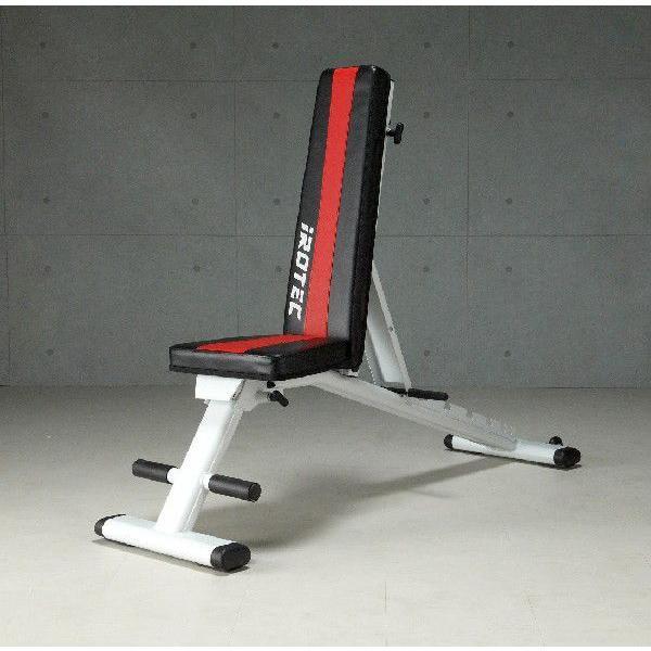 IROTEC(アイロテック)マルチパーパスベンチ【組立不要】/ダンベル・筋トレ・ベンチプレス・バーベル・トレーニング器具・フラットベンチ・インクラインベンチ|super-sports|02