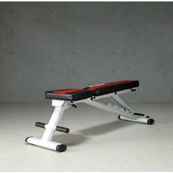 IROTEC(アイロテック)マルチパーパスベンチ【組立不要】/ダンベル・筋トレ・ベンチプレス・バーベル・トレーニング器具・フラットベンチ・インクラインベンチ|super-sports|03