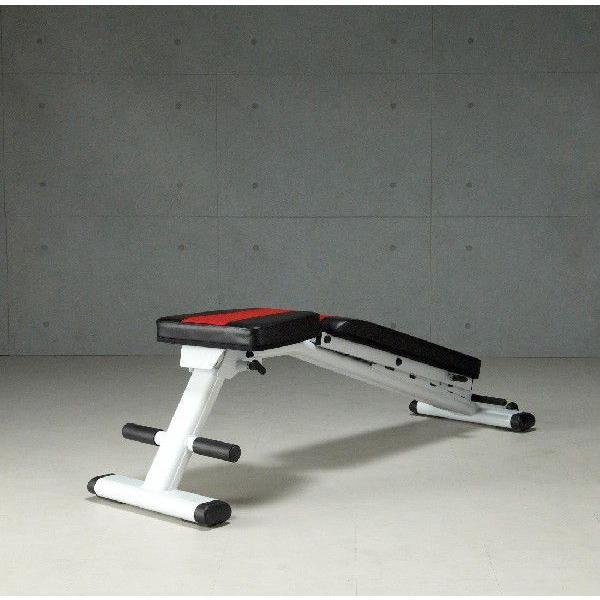IROTEC(アイロテック)マルチパーパスベンチ【組立不要】/ダンベル・筋トレ・ベンチプレス・バーベル・トレーニング器具・フラットベンチ・インクラインベンチ|super-sports|04