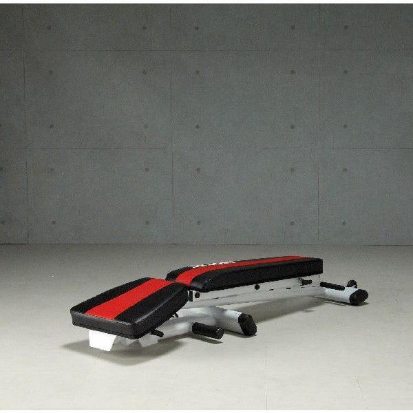 IROTEC(アイロテック)マルチパーパスベンチ【組立不要】/ダンベル・筋トレ・ベンチプレス・バーベル・トレーニング器具・フラットベンチ・インクラインベンチ|super-sports|05