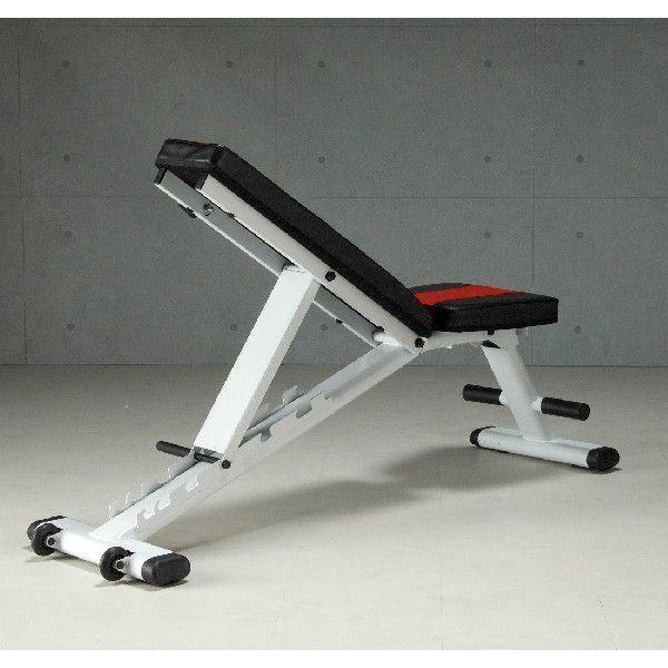 IROTEC(アイロテック)マルチパーパスベンチ【組立不要】/ダンベル・筋トレ・ベンチプレス・バーベル・トレーニング器具・フラットベンチ・インクラインベンチ|super-sports|06