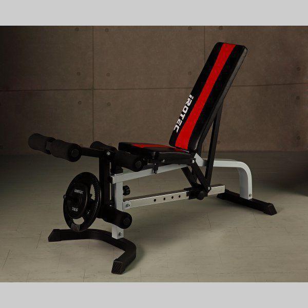 【予約販売】IROTEC(アイロテック)マスキュラーセット140/ベンチプレス セット トレーニング器具 筋トレ パワーラック ホームジム バーベル|super-sports|03