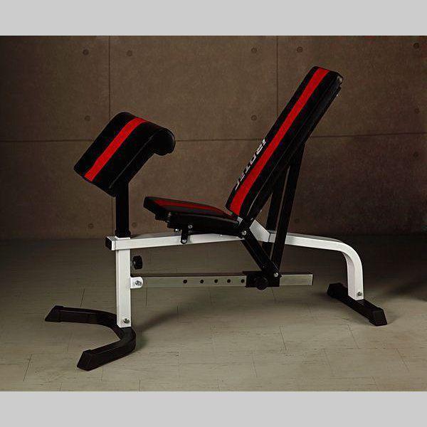 【予約販売】IROTEC(アイロテック)マスキュラーセット140/ベンチプレス セット トレーニング器具 筋トレ パワーラック ホームジム バーベル|super-sports|04