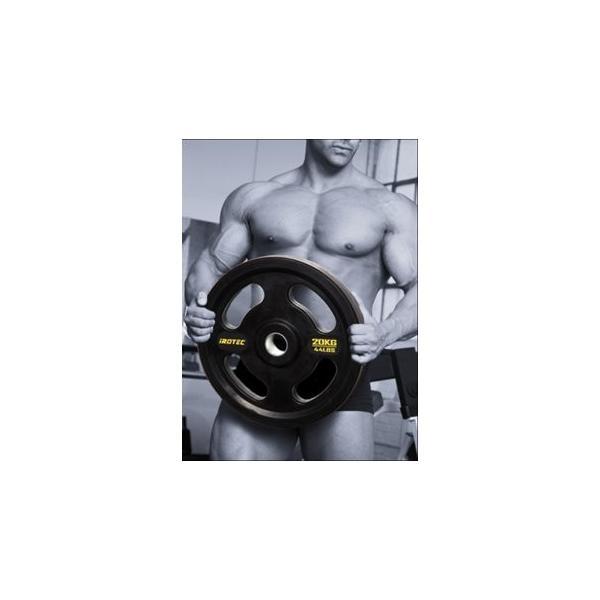 バーベルセット IROTEC(アイロテック)オリンピックバーベル174KGセット/ベンチプレス 筋トレ ダンベル パワーラック 筋トレ器具 筋トレグッズ super-sports 04