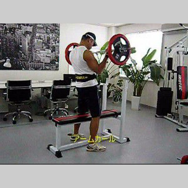 IROTEC(アイロテック)プレスベンチ/ダンベル バーベル ベンチプレス 腹筋 筋トレ トレーニング器具 トレーニングマシン 筋力 トレーニングベンチ|super-sports|03