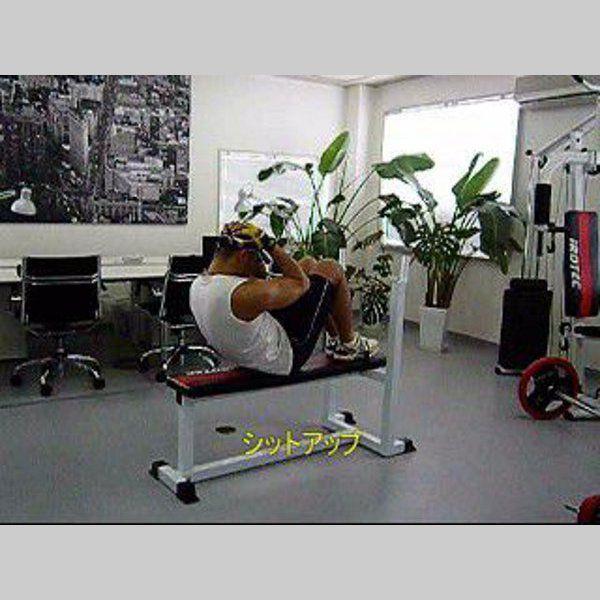 IROTEC(アイロテック)プレスベンチ/ダンベル バーベル ベンチプレス 腹筋 筋トレ トレーニング器具 トレーニングマシン 筋力 トレーニングベンチ|super-sports|04