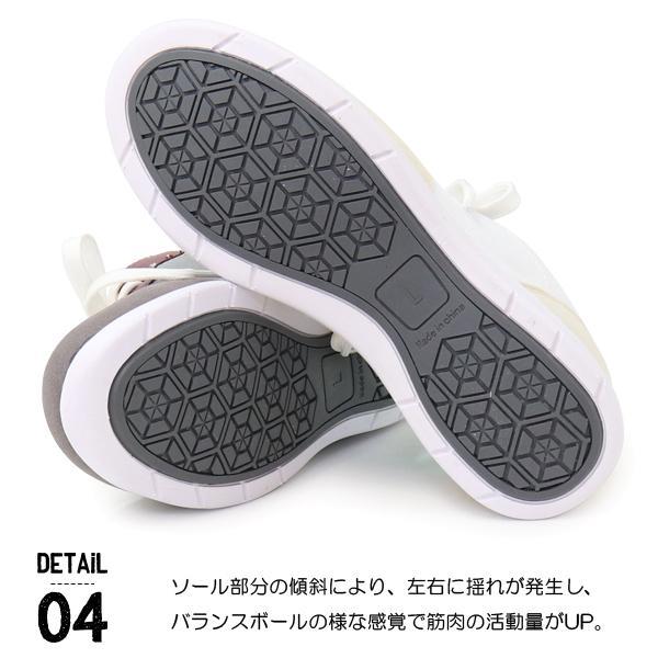 ウォーキングシューズ レディース 靴 ダイエット LAギア LA3036