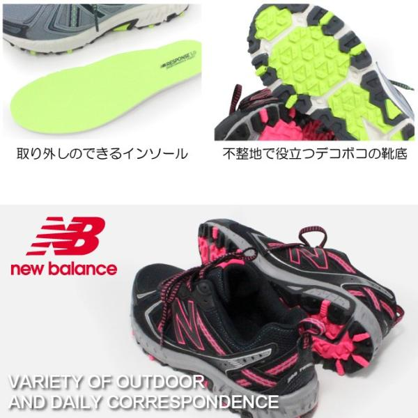 ニューバランス メンズ トレッキング 登山 靴 スニーカー WT410