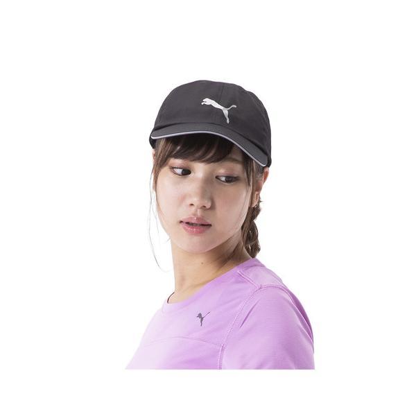 プーマ(PUMA) ランニングキャップ 052911 01 BLK オンライン価格 帽子 (メンズ)