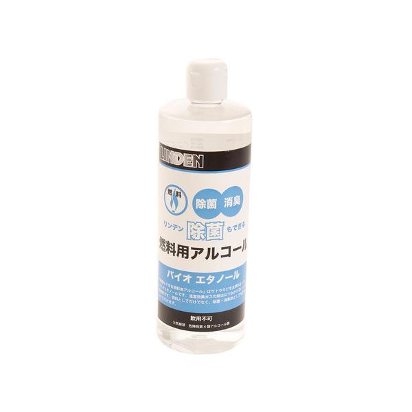 イイズカ(IIZUKA) リンデン 除菌もできる燃料用アルコール 500ml (メンズ、レディース)
