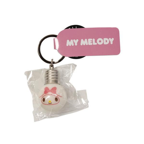 マイメロディ(My Melody) 電球型キーリング マイメロディ 115935-18 (メンズ、レディース、キッズ)