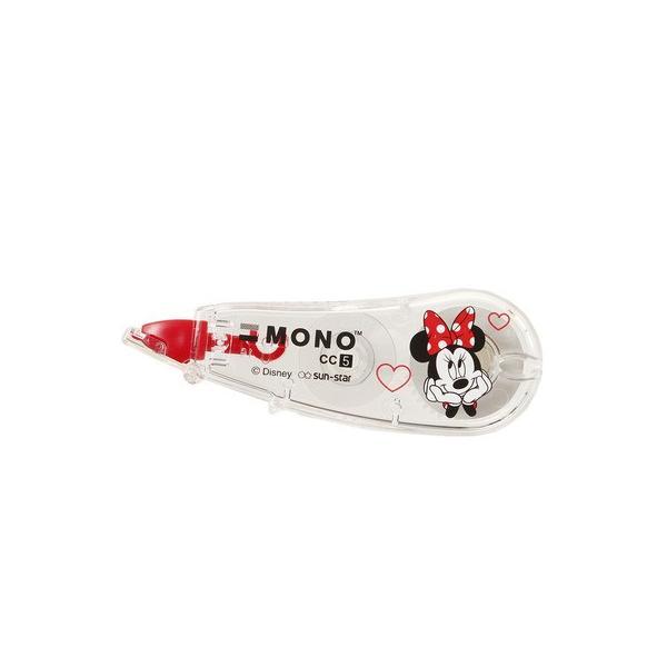 ミニーマウス MONO 修正テープ ミニー S4213467 (メンズ、レディース、キッズ)
