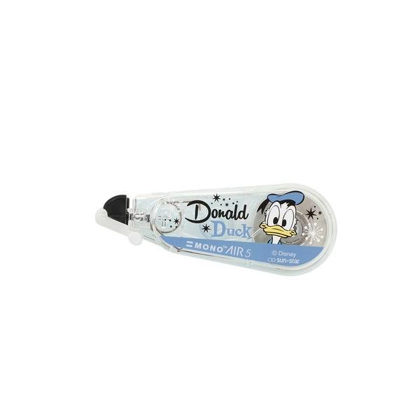 ドナルドダック(donaldduck) MONO エアー修正テープ ドナルト S4213858 (メンズ、レディース、キッズ)