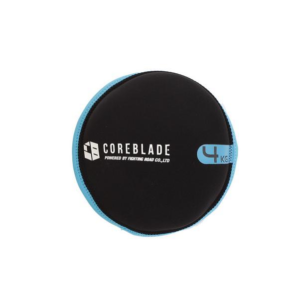 コアブレード(COREBLADE) ダンベル ト レーニング器具 筋トレ ダイエット ダンベル フレックスベル4kg 841CB9CM2809 SAX (メンズ、レディース)