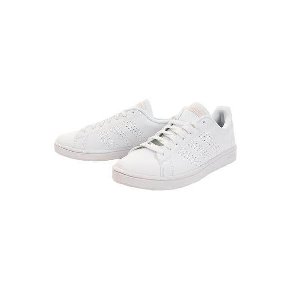 アディダス(adidas)スニーカーアドバンコートBASEEE7692白ホワイト(メンズ)