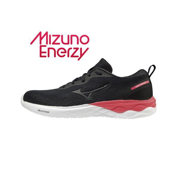 ミズノ(MIZUNO) ランニングシューズ WAVE REVOLT WIDE J1GD208509 ジョギングシューズ (レディース)