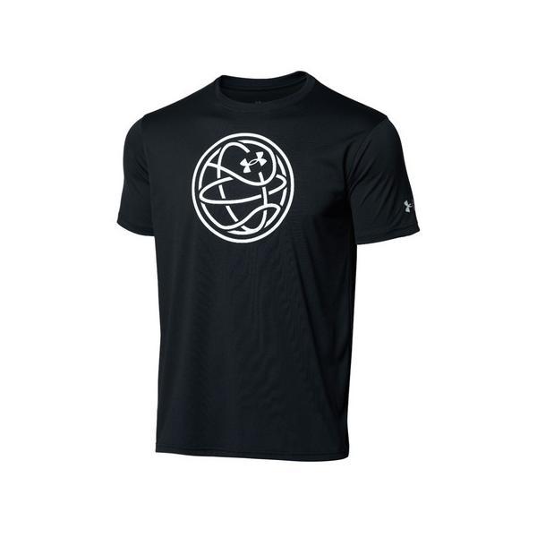 アンダーアーマー(UNDERARMOUR)テックバスケットボールアイコンTシャツ1364717001(メンズ)