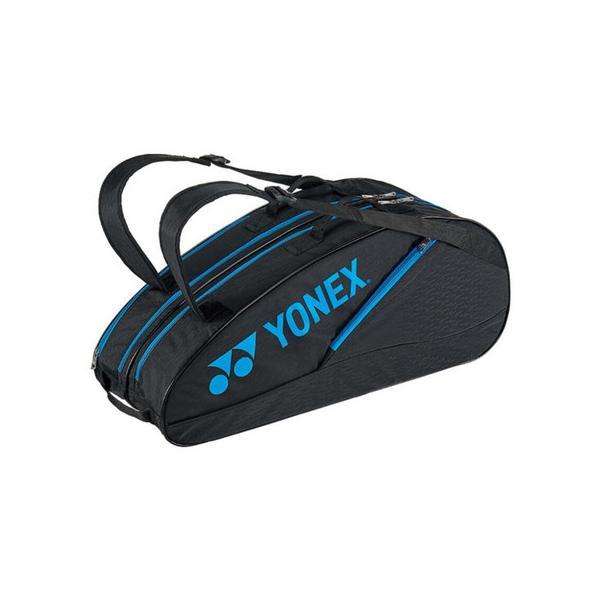 ヨネックス(YONEX) ラケットバッグ 6本用 BAG2132R-007 (メンズ、レディース)