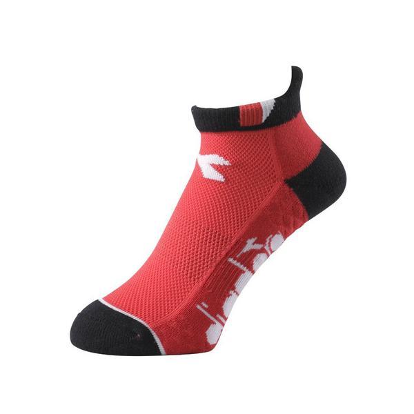 ディアドラ(diadora)ベリーショートソックスDTS0784-35 メンズソックス靴下テニスバドミントン (メンズ)