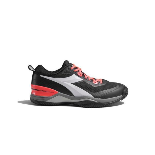 ディアドラ(diadora) テニスシューズ オムニクレー メンズ スピード ブルーシールド 4 SG 175588 OC (メンズ、レディース)