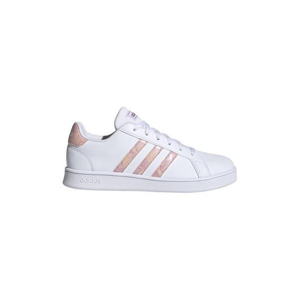アディダス(adidas)スニーカーグランドコートFY3990スポーツシューズ(レディース)