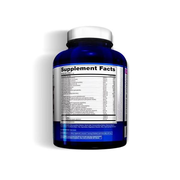 ガスパリニュートリション アナバイト 180錠 GASPARI NUTRITION ANAVITE 180 Tablets|supla|02