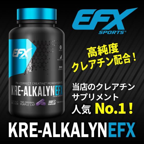 EFXスポーツ クレアルカリン EFX 240粒 EFX sports Kre-Alkalyn EFX 240 Capsules supla 02