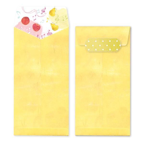 ポチ袋 ロング 和紙 フルーツ|suplea-store|02