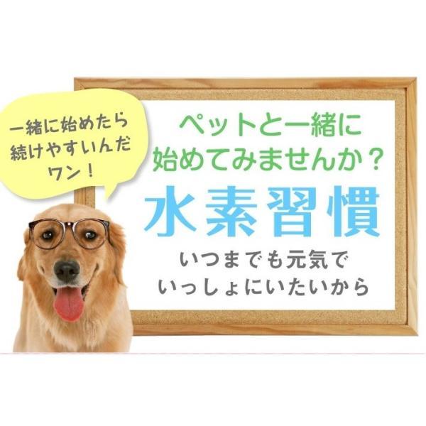 犬猫用水素発生魔法のスティックペット用 水素水 犬 猫 硬度を下げる ペット健康 水 |supplemarche|04