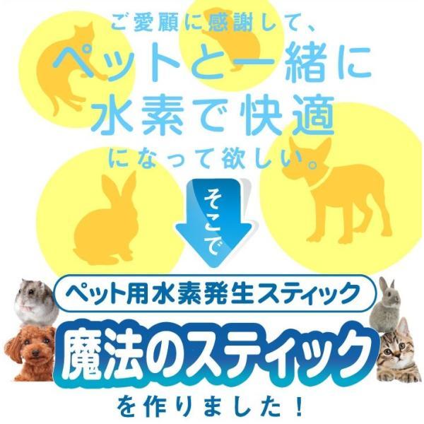 小動物用 水素発生魔法のスティック 水素水 ハムスター ウサギ|supplemarche|05